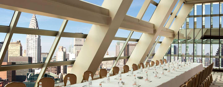 Millennium Hilton NewYork One UN Plaza, USA– Blick auf Sehenswürdigkeiten