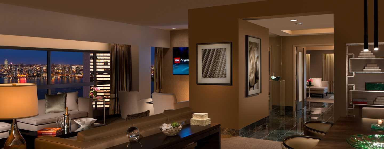 Millennium Hilton NewYork One UNPlaza, USA– Präsidenten Suite