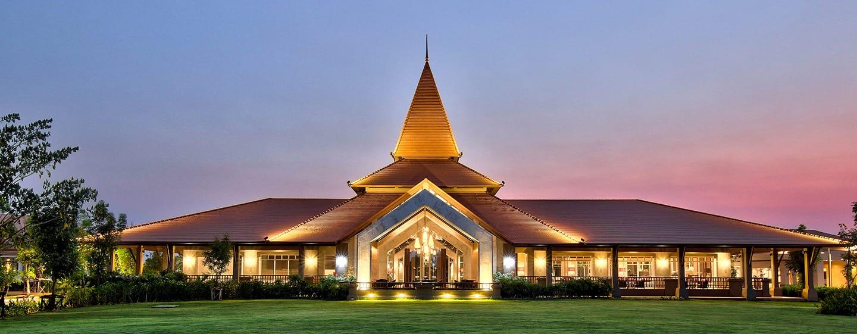 Hotel Hilton Nay Pyi Taw, Myanmar - Eksterior Hilton Nay Pyi Taw