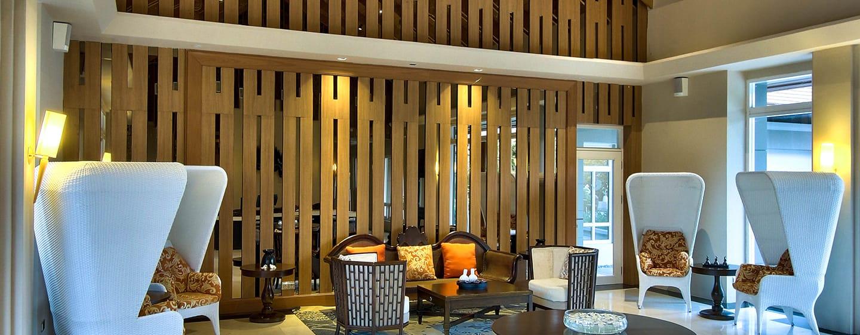 โรงแรม Hilton Nay Pyi Taw เมียนมาร์ - สปาต้อนรับ