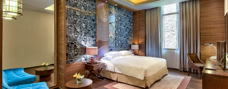Hotel Hilton Nay Pyi Taw, Myanmar - Suite Studio Satu Kamar Tidur