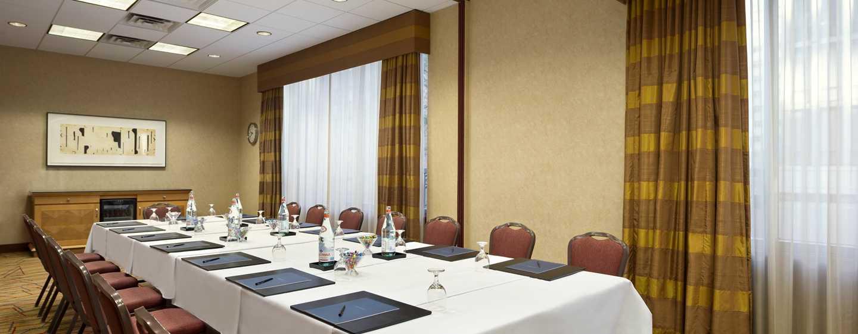 Hilton Chicago/Magnificent Mile Suites Hotel, USA– Meetingraum