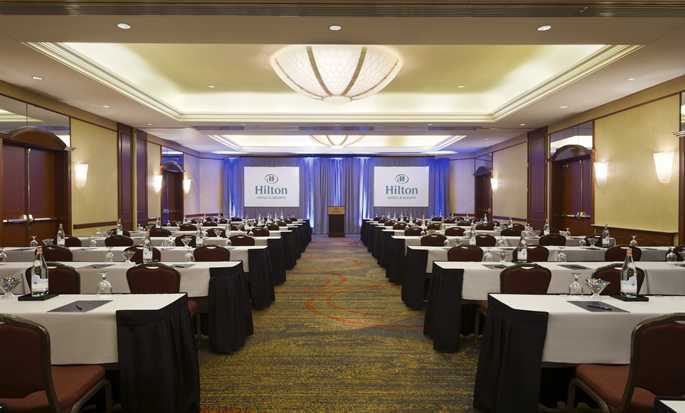 Hilton Chicago Magnificent Mile Suites Hotel - Sala de eventos