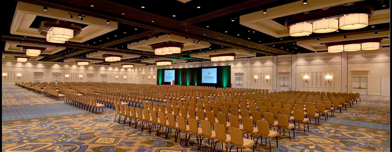 Hôtel Hilton Orlando Bonnet Creek, Floride, États-Unis - Salle de réception Floridian