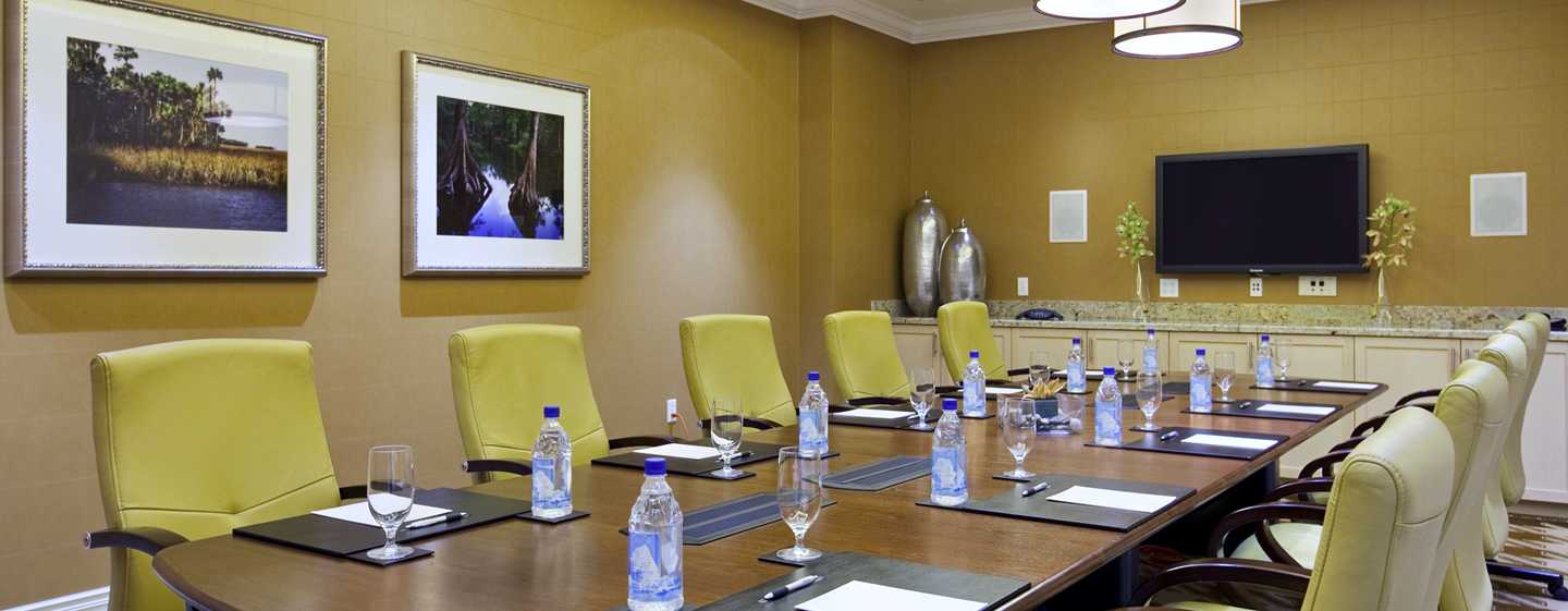 Hilton Orlando Bonnet Creek, Florida, USA – Boardroom