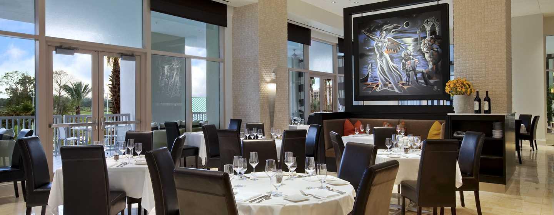 Hôtel Hilton Orlando Bonnet Creek, Floride, États-Unis - La Luce