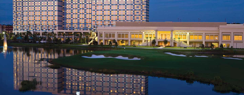 Hotel Hilton Orlando Bonnet Creek, Florida, EE. UU. - Bienvenido a Hilton Orlando Bonnet Creek