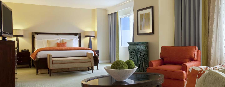 Hôtel Hilton Orlando Bonnet Creek, Floride, États-Unis - Suite présidentielle