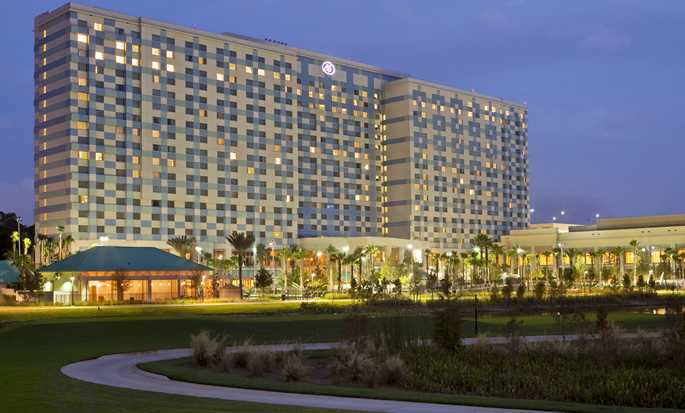 Hilton Orlando Bonnet Creek, FL, USA – Fasad
