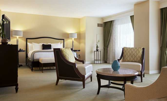 Hilton Orlando Bonnet Creek, Florida, USA – Junior Suite mit King-Size-Bett