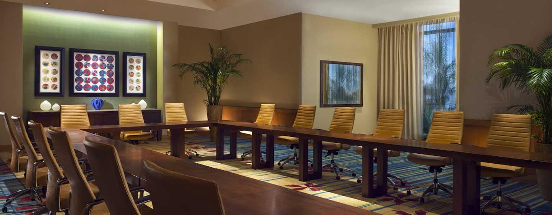 Hotel Hilton Orlando, Florida - Sala de juntas