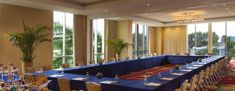Hotel Hilton Orlando, Florida - Sala de juntas Lake Mizell