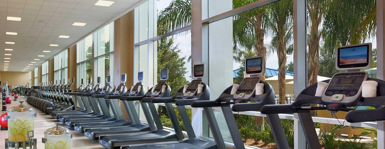 Hotel Hilton Orlando, Florida - Gimnasio