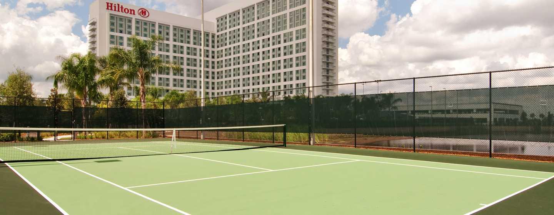 Hotel Hilton Orlando, Florida - Canchas de tenis