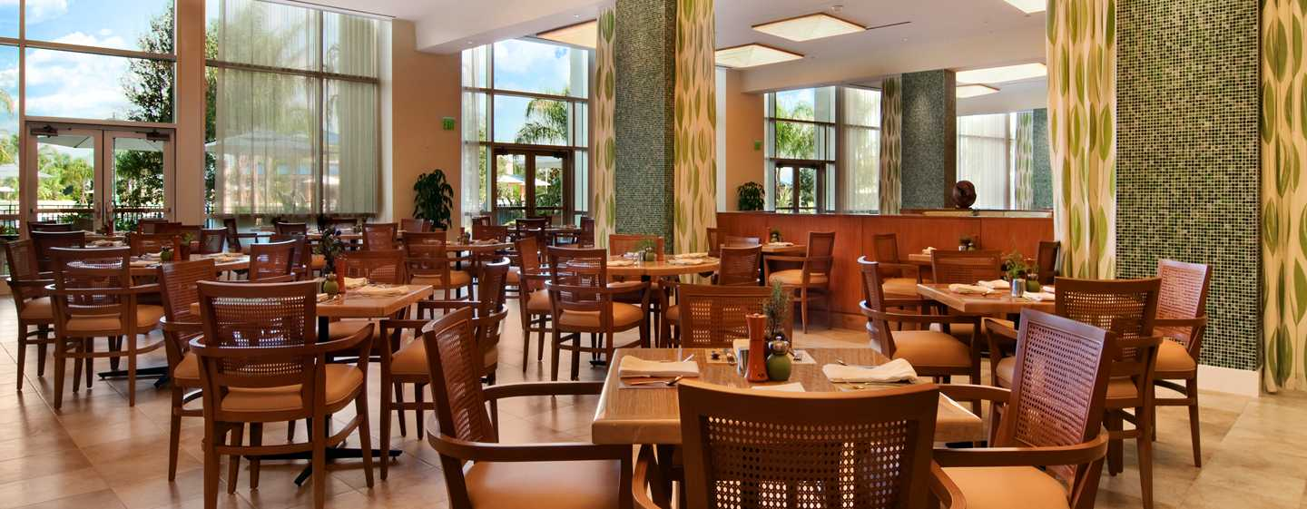 Hilton Orlando Hotel, Florida, USA – The Bistro