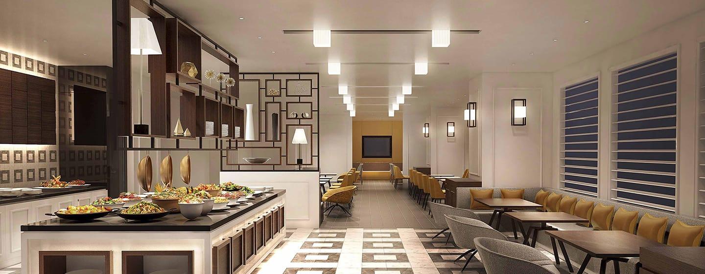 Hilton Osaka Hotel, Japan – Executive Lounge mit erstklassigem Service
