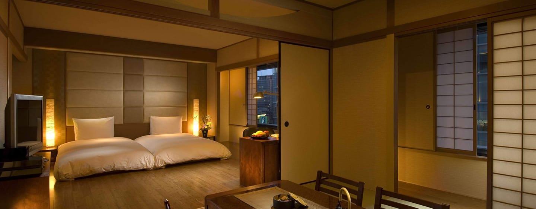 Hilton Osaka Hotel, Japan – Japanische Suite