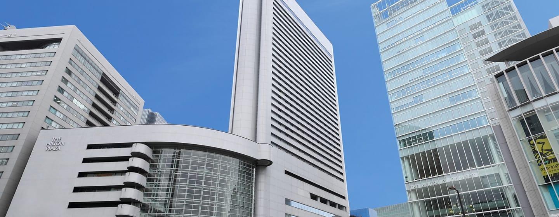 โรงแรม Hilton Osaka ญี่ปุ่น - ที่พักในใจกลางย่านธุรกิจของโอซาก้า