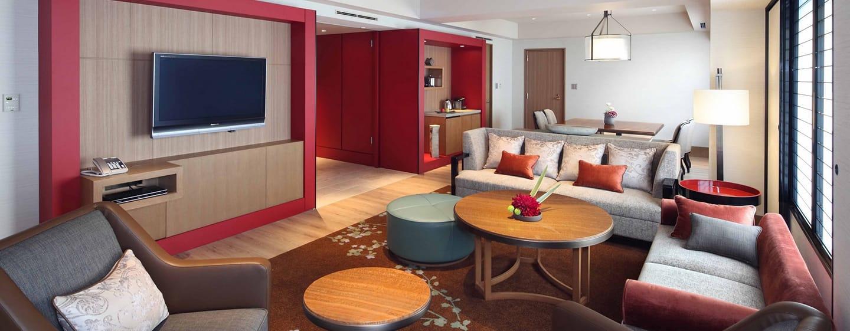 Hilton Osaka Hotel, Japan – Präsidenten Suite