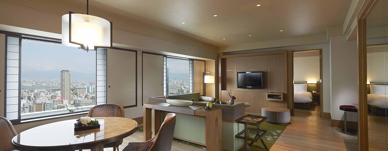 Hilton Osaka Hotel, Japan – Executive Suite