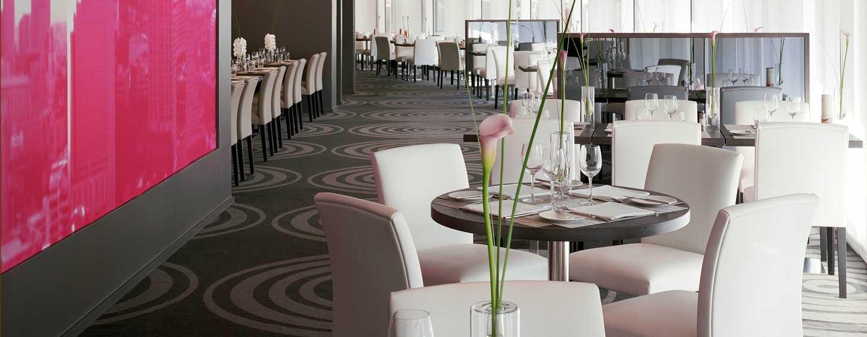 Hôtel Hilton Paris La Défense, France - Restaurant Côté Parvis