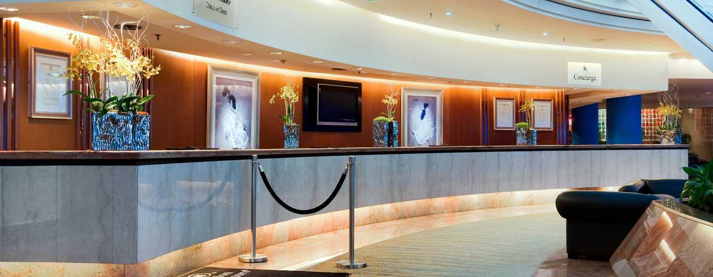 Hilton Paris La Defense Hotel, Frankreich – Empfang