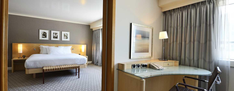 Hôtel Hilton Paris La Défense, France - Salon de la suite présidentielle