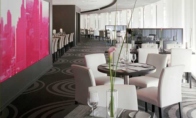 Hôtel Hilton Paris La Defense, France - Restaurant Côté Parvis