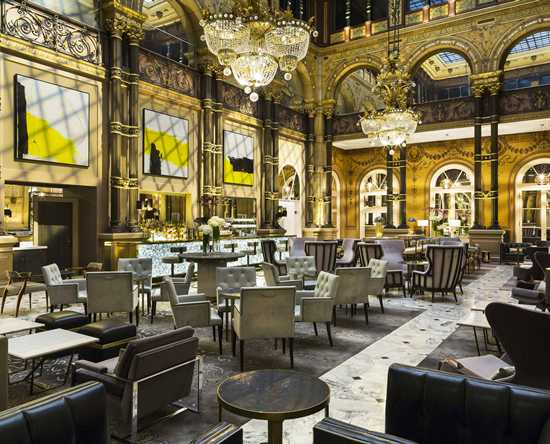 Hilton Paris Opera, France - Le Grand Salon