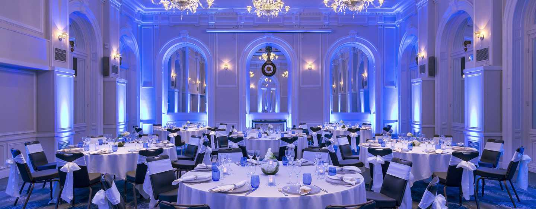 Hilton paris opera au coeur de paris for Salon baccarat