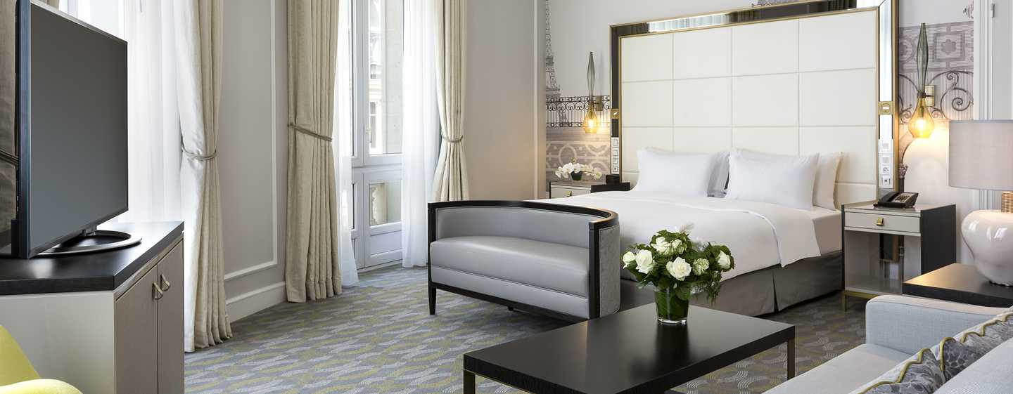 Hôtel Hilton Paris Opera, France - Suite King