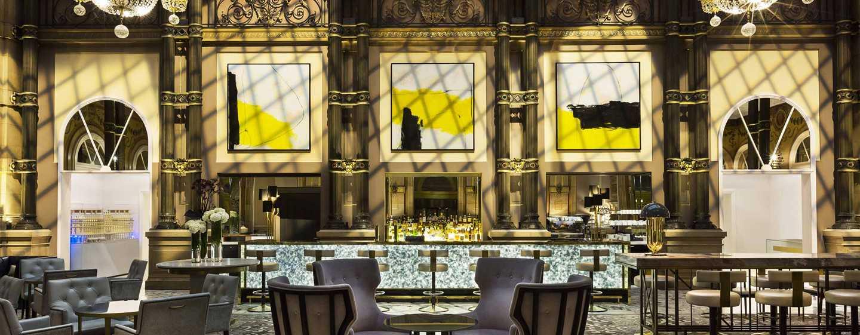 hilton paris opera 4 hotel in het hart van parijs. Black Bedroom Furniture Sets. Home Design Ideas