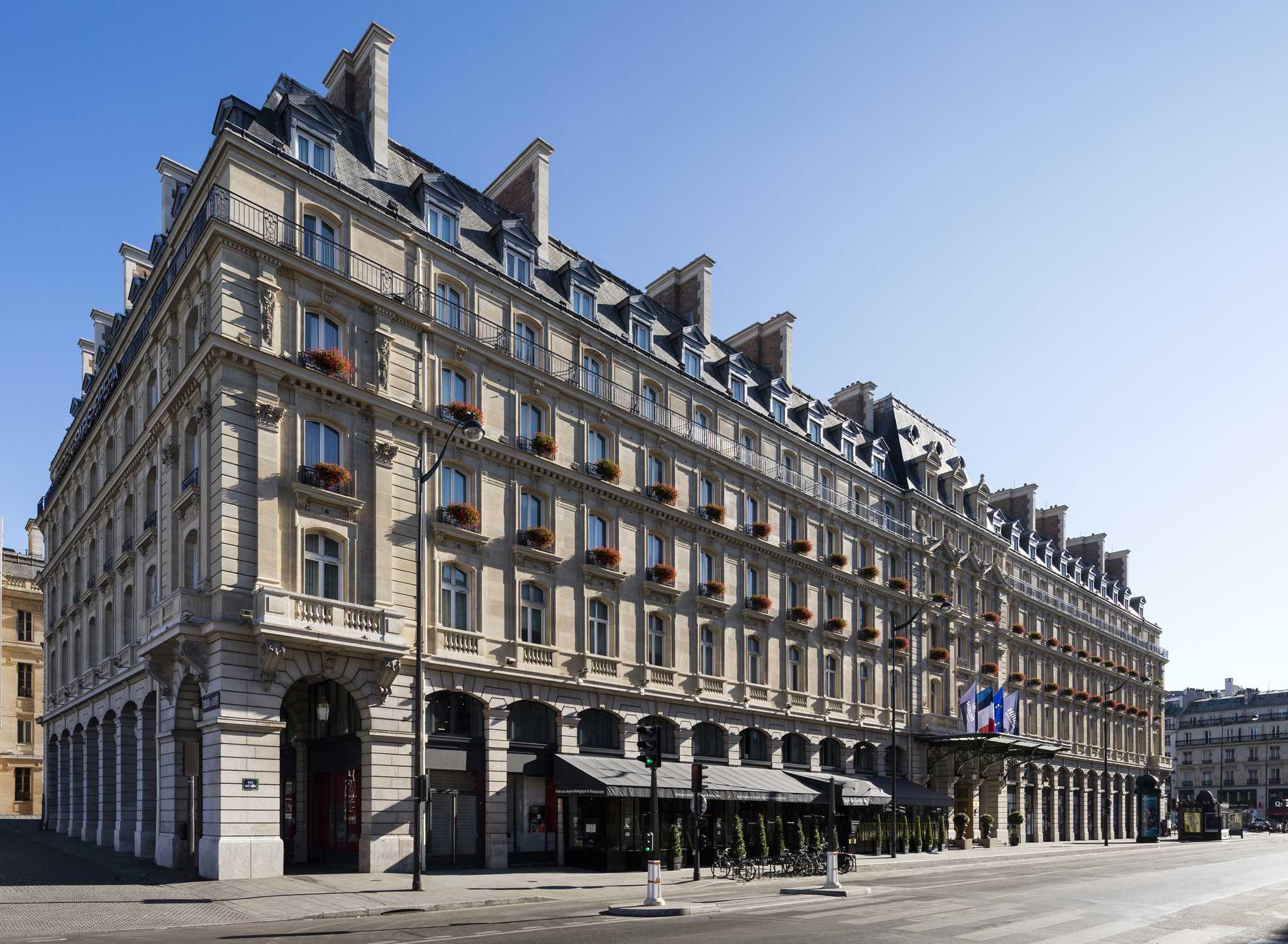 Hilton hotels resorts frankreich for Frankreich hotel paris