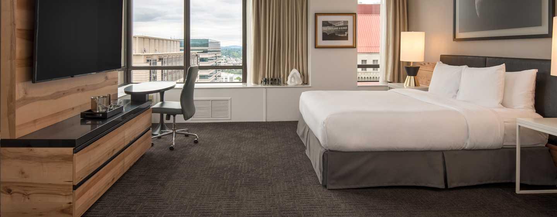 Hotel Hilton Portland & Executive Tower, Oregón - Habitaciones