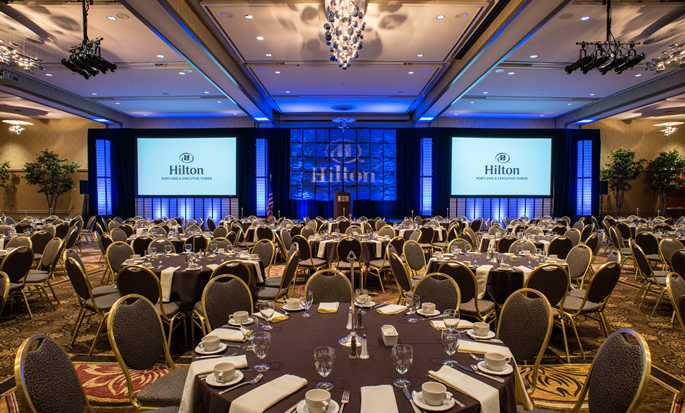 Hilton Portland & Executive Tower Hotel, USA – Ballsaal