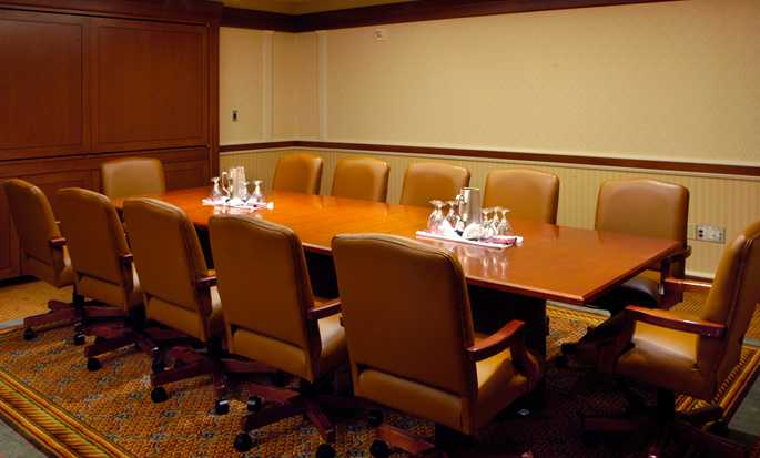Hilton Portland & Executive Tower Hotel, USA – Boardroom