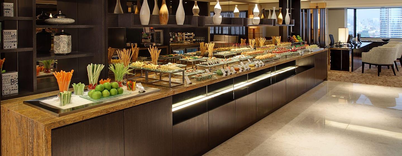โรงแรม Hilton Petaling Jaya มาเลเซีย - เอ็กเซ็กคิวทีฟเลานจ์