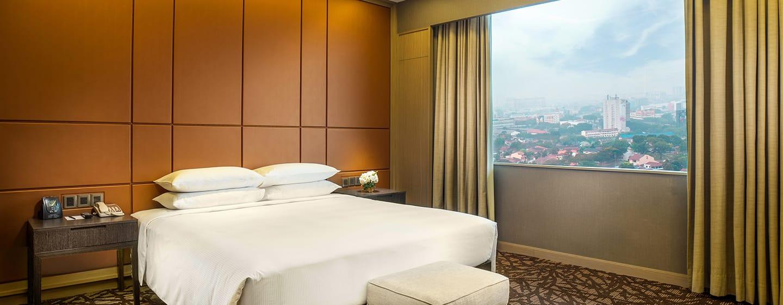 โรงแรม Hilton Petaling Jaya มาเลเซีย - ห้องสวีท เตียงคิงไซส์