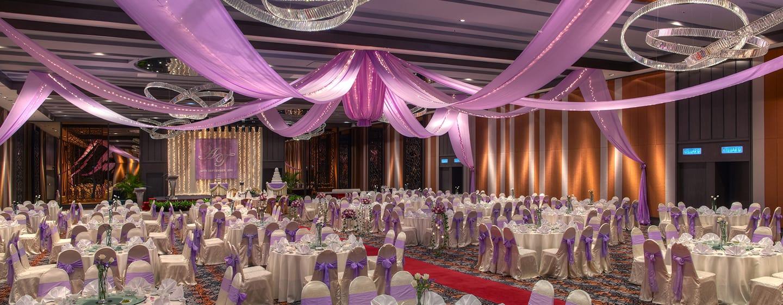 โรงแรม Hilton Petaling Jaya มาเลเซีย - ห้องบอลรูม Kristal