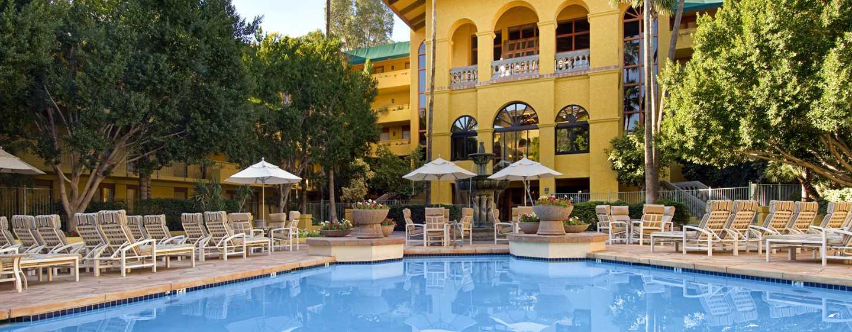 Complexes de Phoenix, Arizona - Hôtel Pointe Hilton Tapatio Cliffs Resort - Piscine extérieure