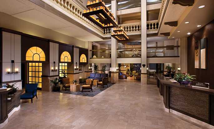 Complexes de Phoenix, Arizona - Hôtel Pointe Hilton Tapatio Cliffs Resort - Hall