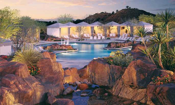 Resorts en Phoenix, Arizona - Pointe Hilton Tapatio Cliffs Resort - Piscina