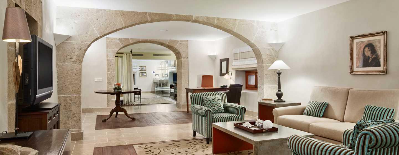 Hilton Sa Torre Mallorca Resort, España - Suite de un dormitorio con cama King