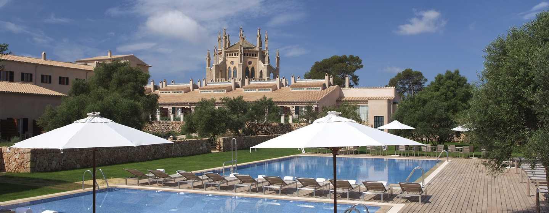 Hilton Sa Torre Mallorca Resort, España - Piscina climatizada al aire libre