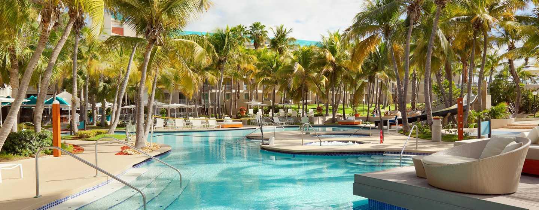 Hilton Ponce Golf & Casino Resort, Puerto Rico - Piscina