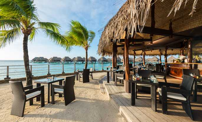Hotel Hilton Moorea Lagoon Resort and Spa - Rotui Grill & Bar