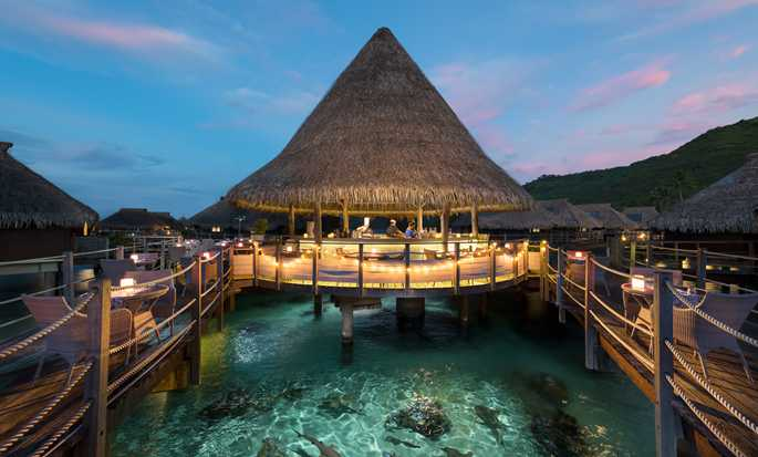 Hotel Hilton Moorea Lagoon Resort and Spa - Restaurante Toatea