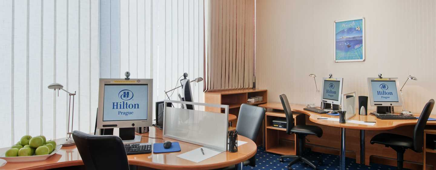 Hilton Prague, Tschechien – Business Center
