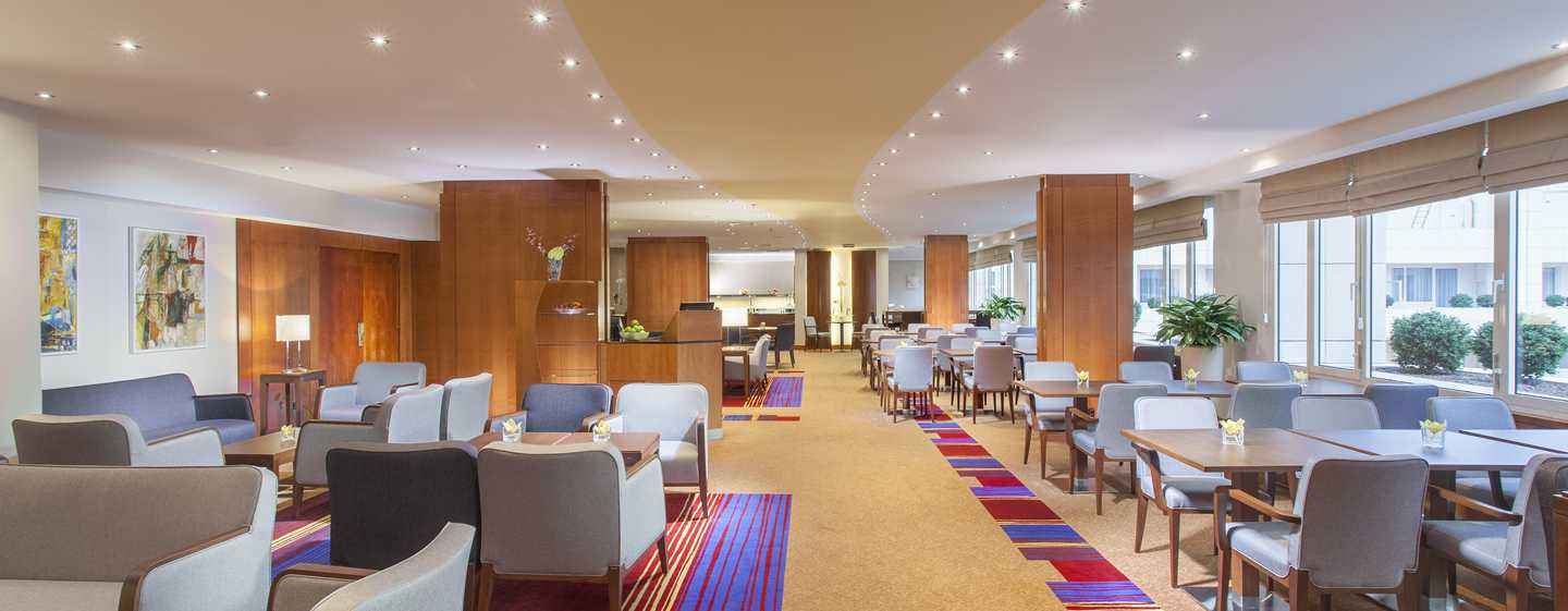 Hilton Prague, Česká republika – Executive Lounge