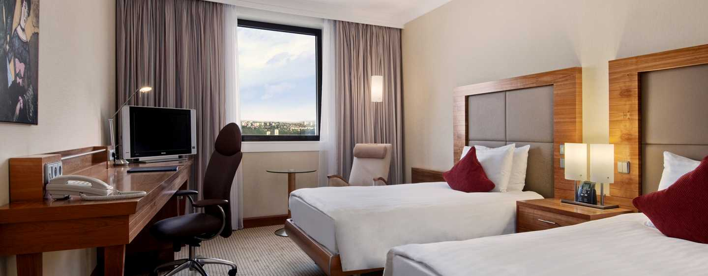 Hilton Prague, Republica Cehă - Cameră Hilton Executive cu pat Twin
